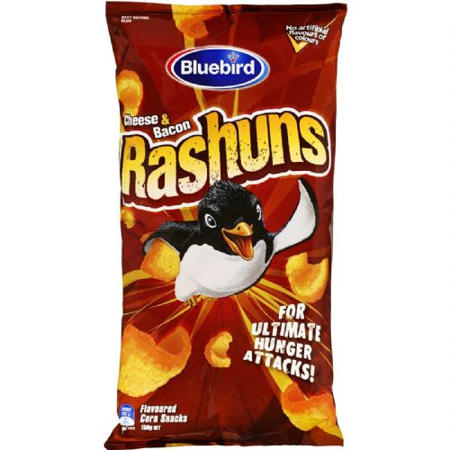 Bluebird Rashuns (150g) ( New Zealand )
